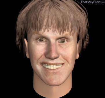 Thumbnail of Gary Busey as Haircut 2