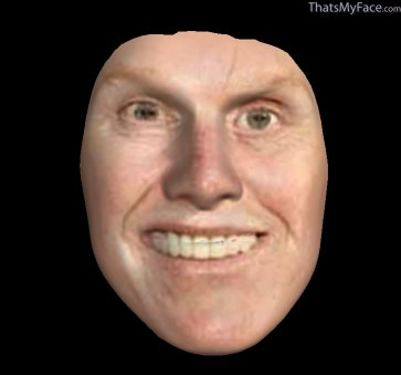 Thumbnail of Gary Busey as Facemask