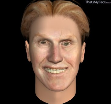 Thumbnail of Gary Busey as Aged by 10 Years