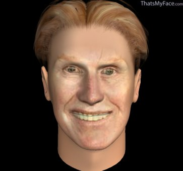 Thumbnail of Gary Busey as Aged by 20 Years