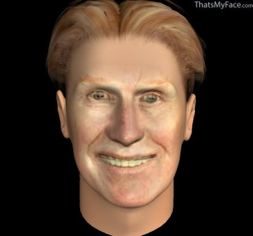 Thumbnail of Gary Busey as Aged by 40 Years