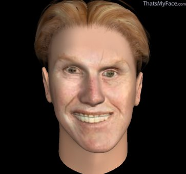Thumbnail of Gary Busey as Amplified Asymmetries