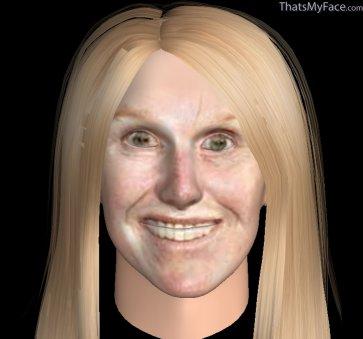 Thumbnail of Gary Busey as Very Female