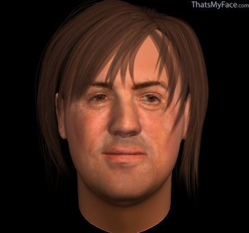Thumbnail of Sylvester Stallone as Haircut 1