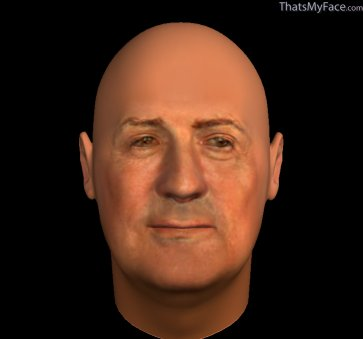 Thumbnail of Sylvester Stallone as Aged by 40 Years