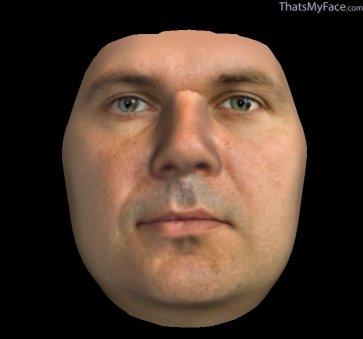 Thumbnail of Gabor as 3D Face