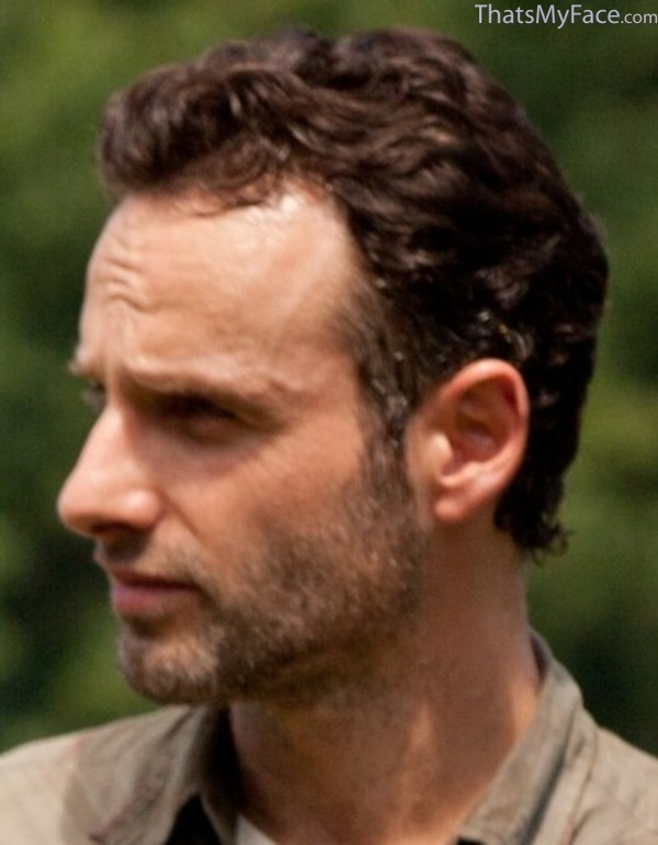 Rick Grimes Face Thatsmyface