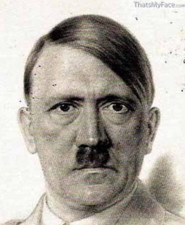 Hitler 3d Face Thatsmyface