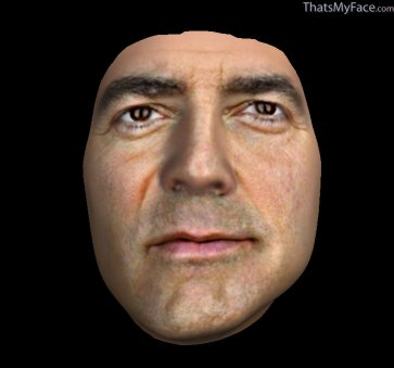 Thumbnail of George Clooney as Amplified Asymmetries