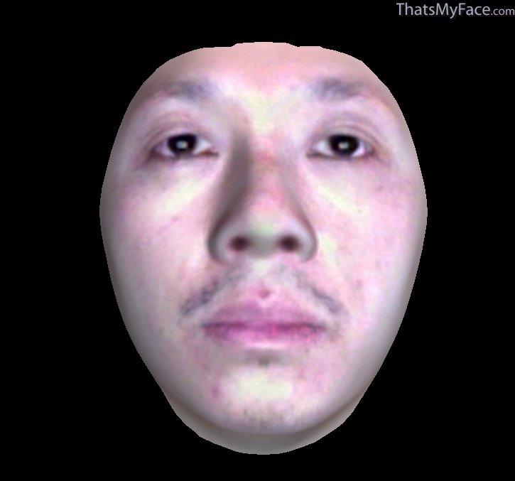 Ass face hole