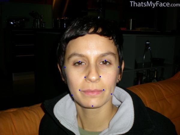 Maya add facial hair